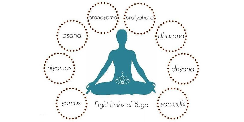 Ashtanga - The 8 limbs of Yoga