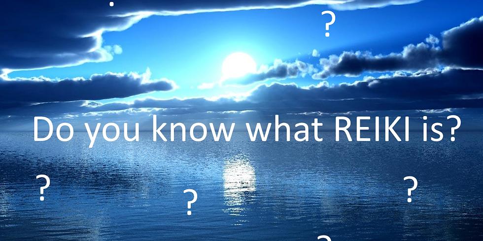 Introduction to Reiki 24-01-21