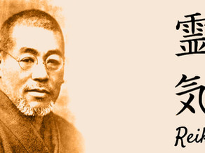 Interview with Mikao Usui - Founder of Reiki