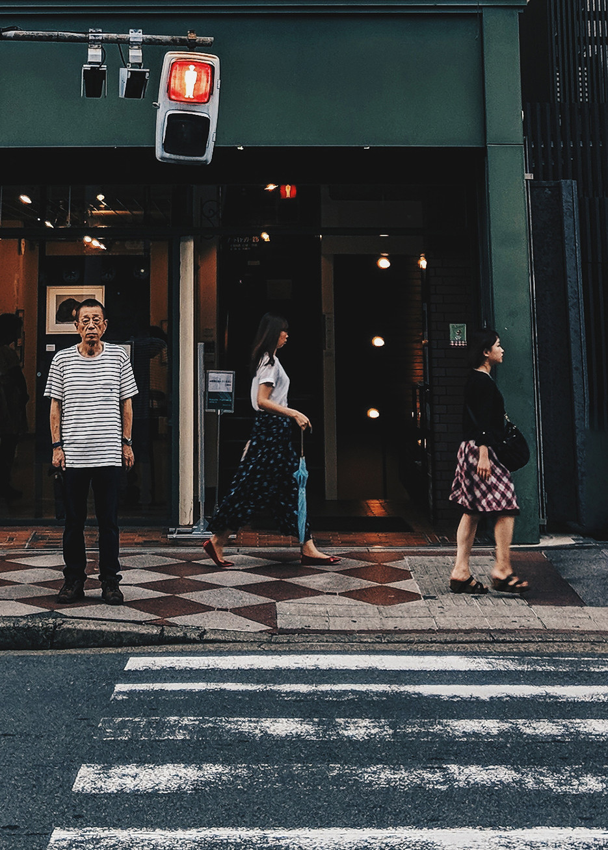 Street scene // Kyoto