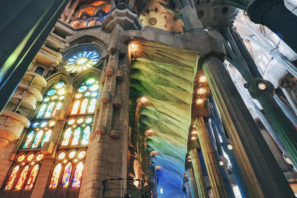 Barcelona-Spain-Segrada-Familia-Church-S