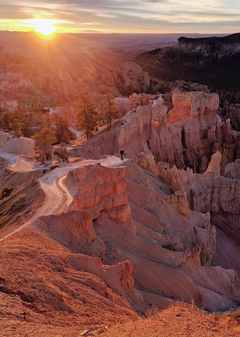 America-National-Park-Bryce-Canyon-sunri
