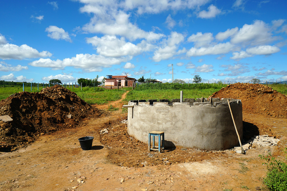 Water Project in Rural Brazil