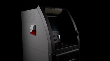 ATM ALARM SYSTEM