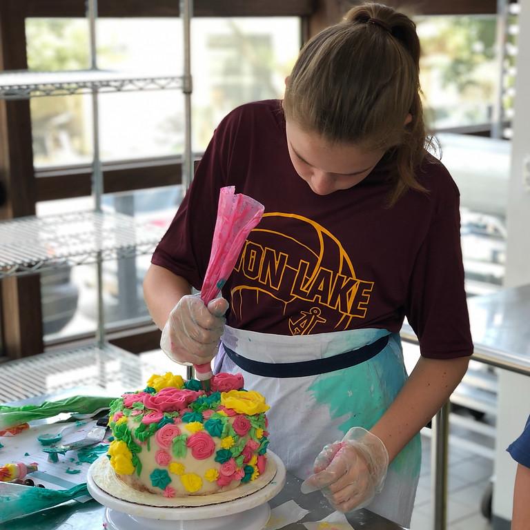 Cake Workshop (6th-8th Grade)