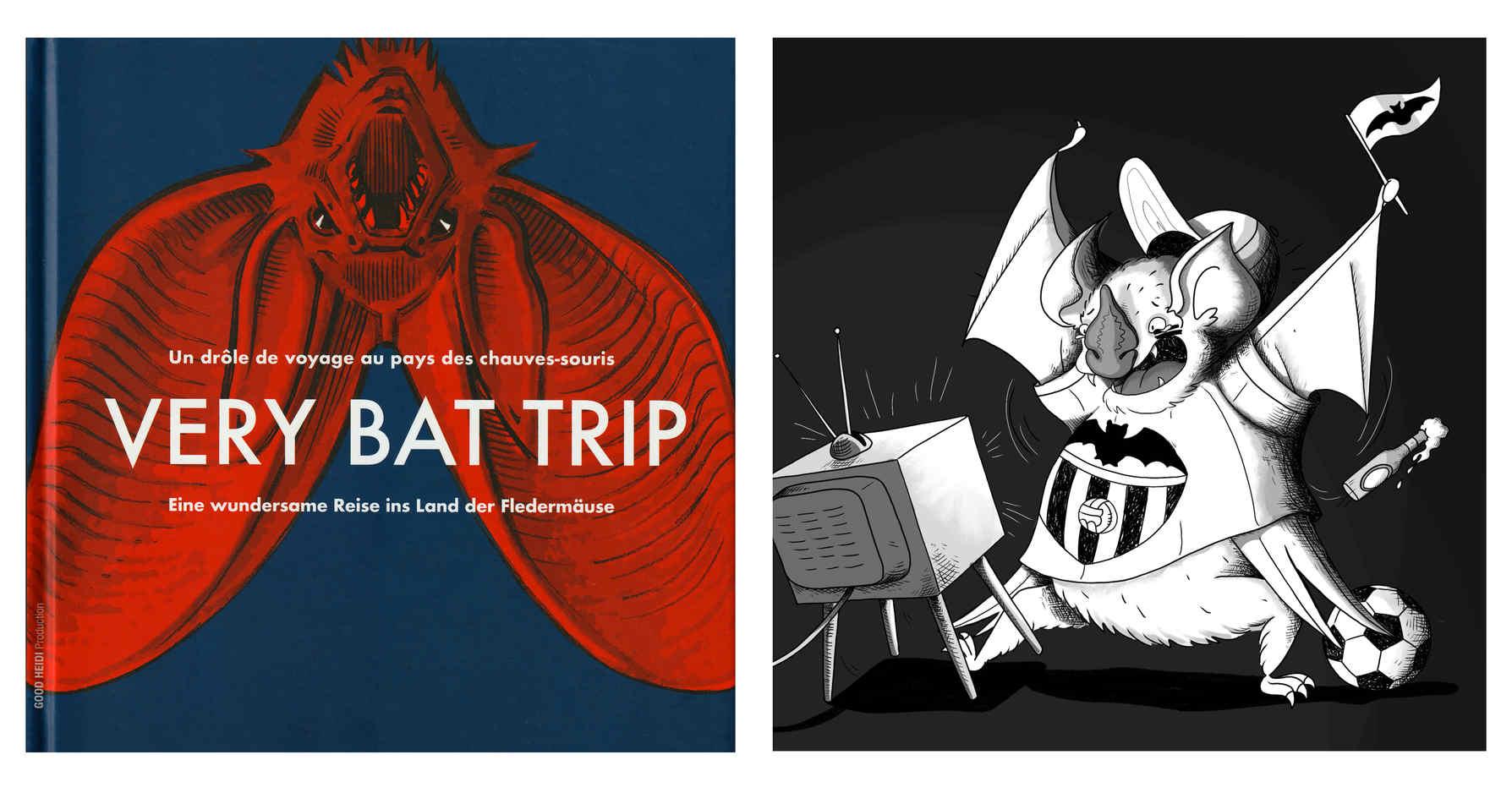 Very Bat Trip