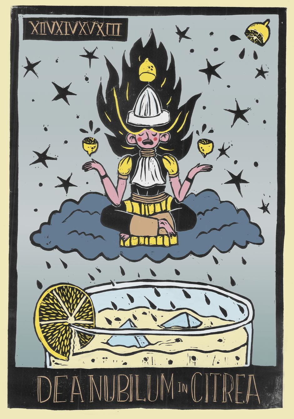 Goddess of the Cloudy Lemon(ade)