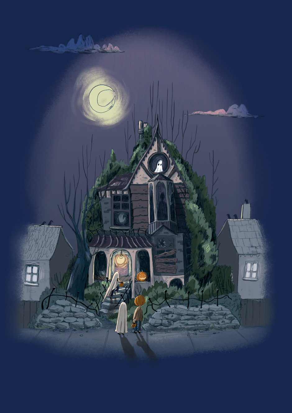Spooky House 🎃