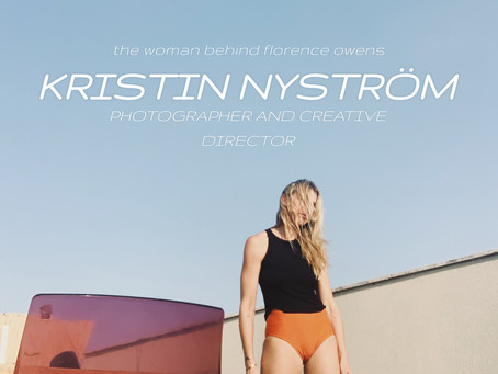 KRISTIN NYSTRÖM - The woman behind Florence Owens