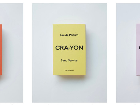 CRA-YON a scent for every expression