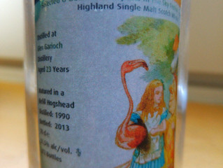 Glen Garioch: Alice in Wonderland