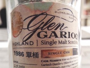 Glen Garioch: Single Cask #1720