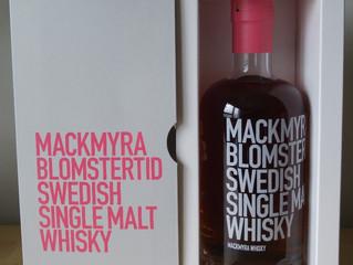 Mackmyra Blomstertid: The Nordic Cherry Blossom