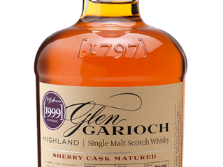 Glen Garioch 1999: A Sherry Lover