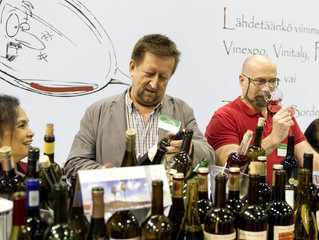 The largest wine fair out of Helsinki with the uprising drinking culture in Finland