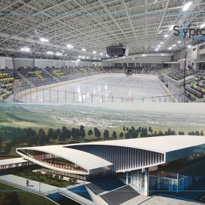 Мөсөн Өргөө - Steppe Arena ордны Өндрийн ажлыг амжилттай хийж гүйцэтгэлээ.