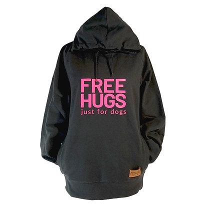 "Hoodie ""FREE HUGS"" ★ Special Edition"