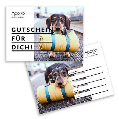MooiZo ★ Gutschein
