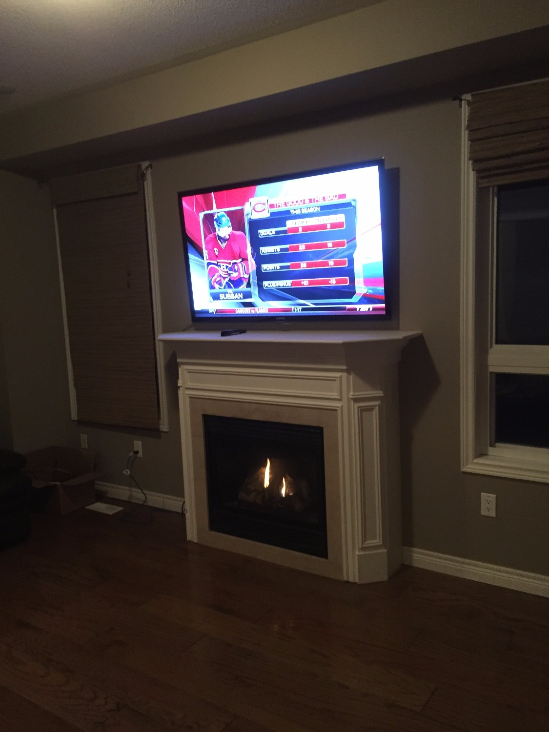 TV Wall Mounted