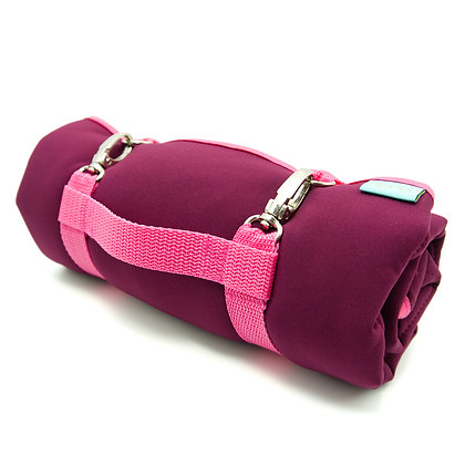 Dog'n'Roll ★ Aubergine - Pink