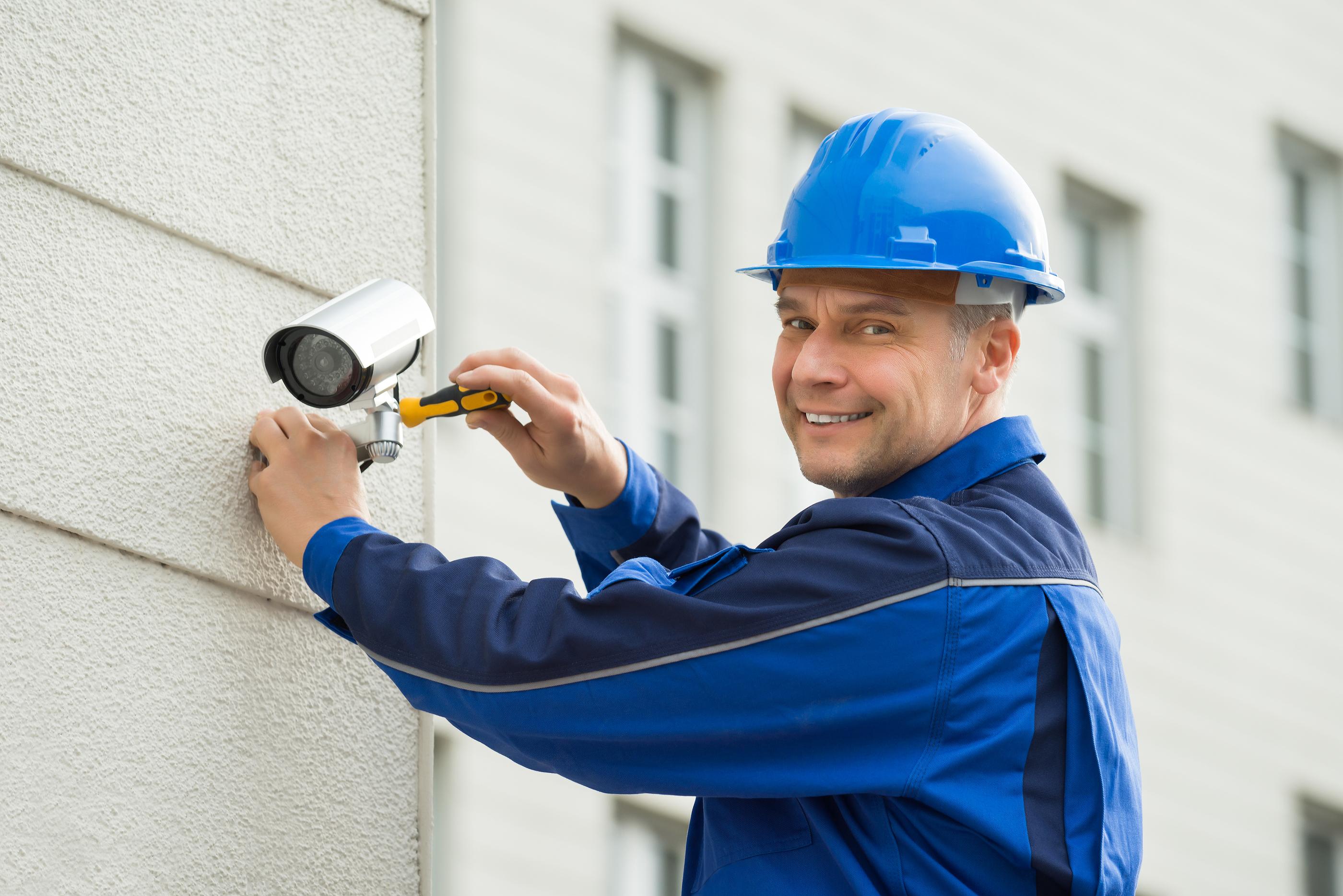 CCTV Installation