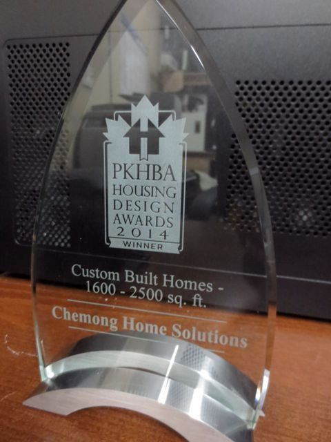 PKHBA Housing Design Award Winner