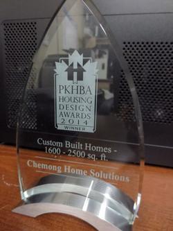 PKHBA Housing Design Award Winner
