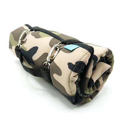 Dog'n'Roll ★ Camouflage - Schwarz