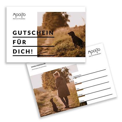 MooiZo Gutschein 20 EUR