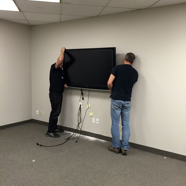 Commercial TV Wall Mount