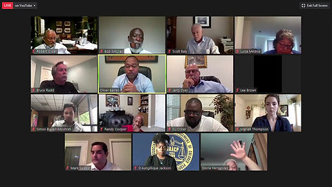 6/29 Commission Meeting