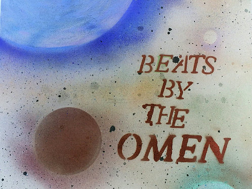 Homies In Space EP from BeatsByO.M.E.N
