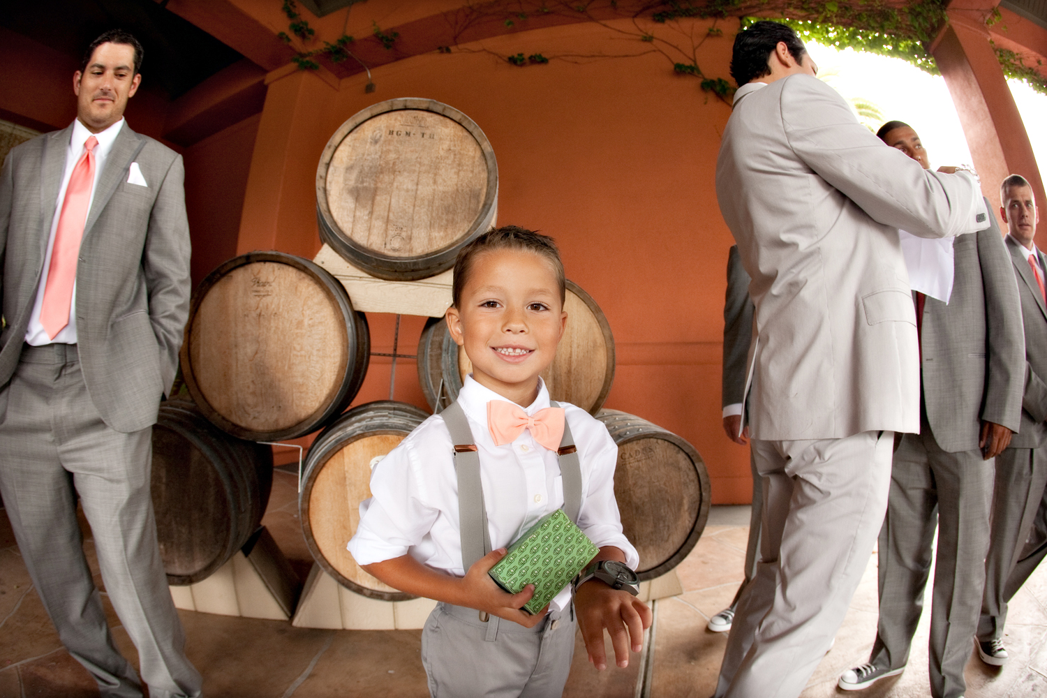 Ring Bearer, wedding photographs