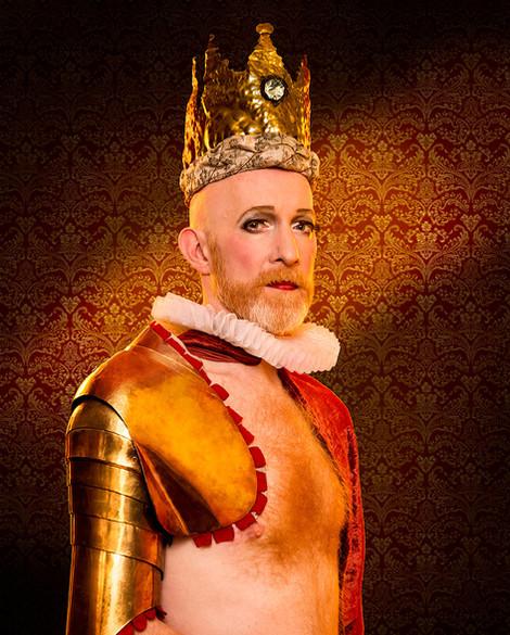 King & Queen - Ralf D'Arcy Higgins.