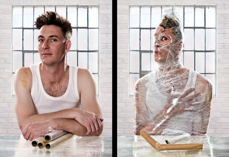 Gareth 'Soapy' Jones - Escapologist