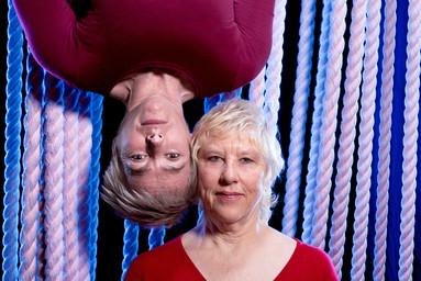 Lindsey Butcher & Anne Dickie