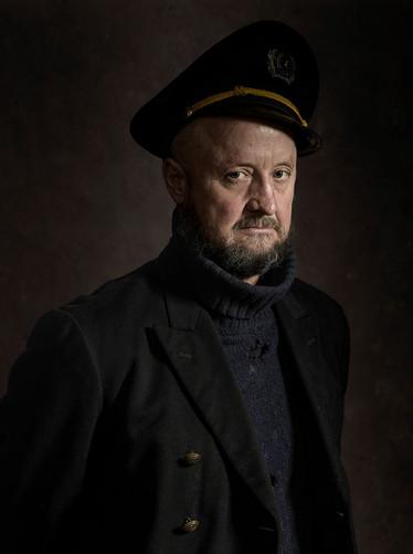 Tug boat Captain Stewart