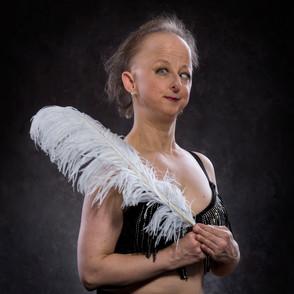 Sarah the Bird Girl.