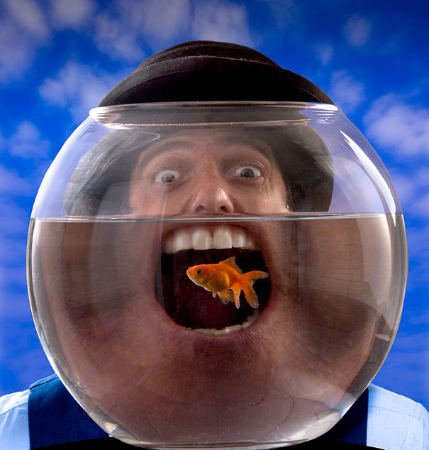 Mr Fish aka Sam Hryckow