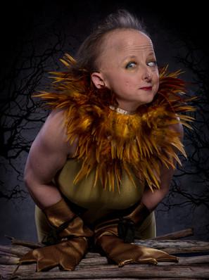 Sarah the Bird Girl