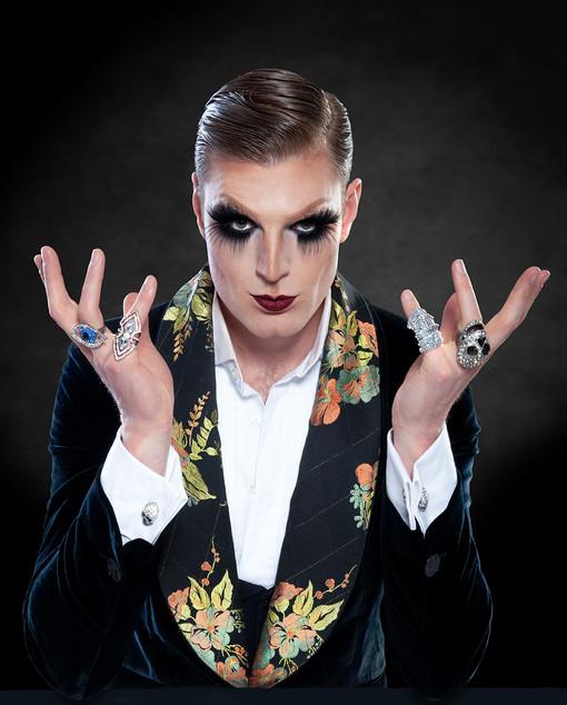 Reuben Kaye - Cabaret superstar