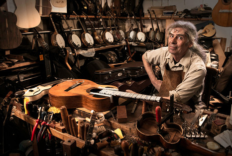 Mick Cameron - Luthier