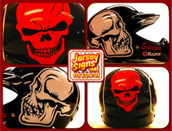 Print2 Skulls