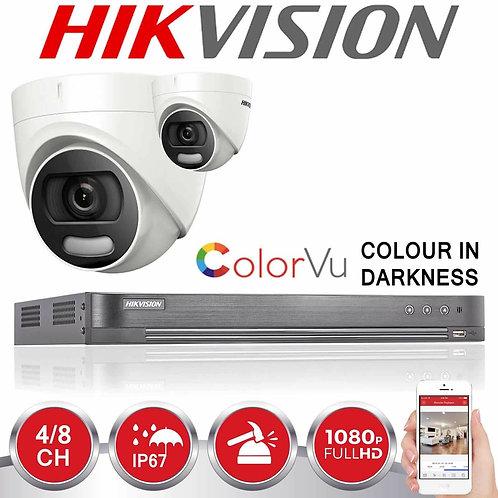 Hikviosn, ColorVu 5mp,  CCTV System