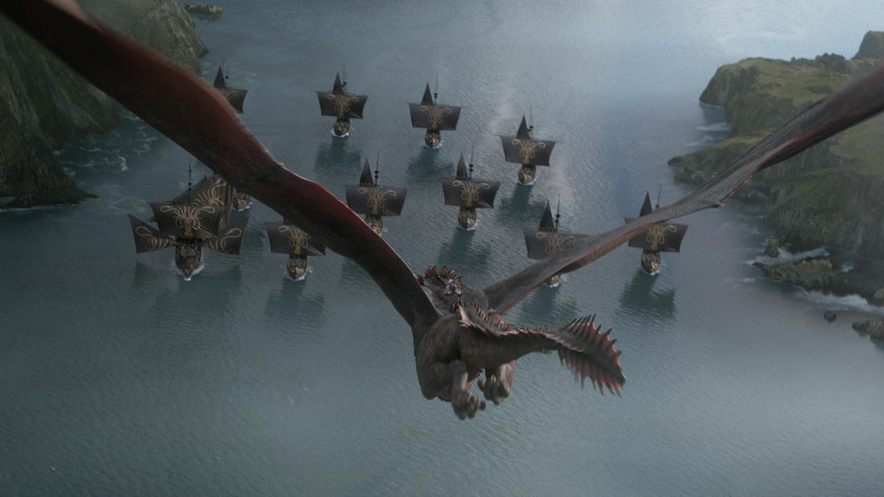 Historical Equivalents to Dragons on Game of Thrones