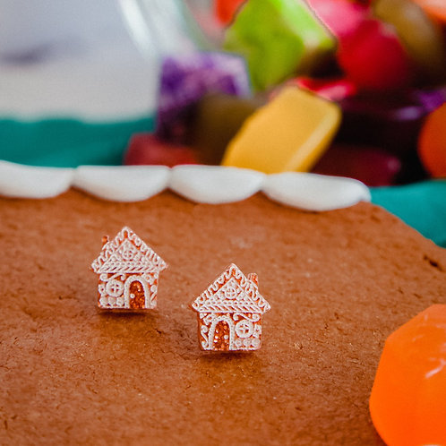 Gingerbread house studs