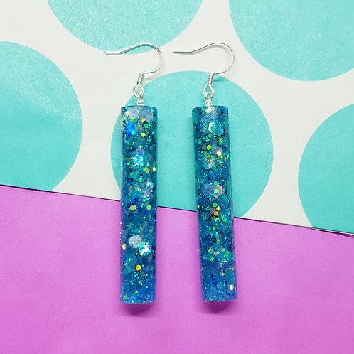 Mermaid magic earrings