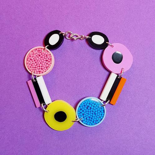 Allsorts bracelet