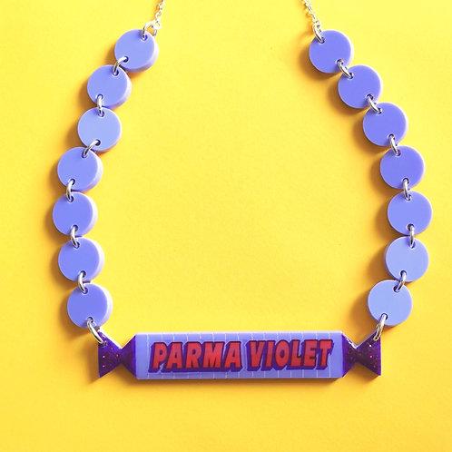 Parma Violet Necklace
