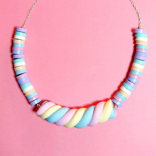 Feeling flumpy necklace